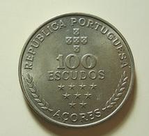 Portugal 100 Escudos 1980 Açores - Portugal
