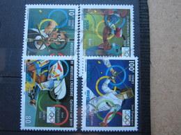 VEND BEAUX TIMBRES DE NOUVELLE-CALEDONIE N° 819 - 822 , XX !!! - Nouvelle-Calédonie