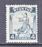 RYUKU ISLANDS  12   * - Ryukyu Islands