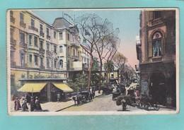 Old Post Card Of Kamel Street.Cairo,Egypt,J19. - Cairo