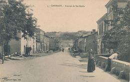 CARMAUX - N° 5 - AVENUE DE STE-CECILE - Carmaux
