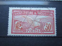 VEND BEAU TIMBRE DE S.P.M. N° 111 , X !!! - St.Pierre Et Miquelon