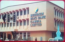 Meridien Bank 60 Units Merry Christmas - Gambia