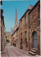 Treguier: CITROËN 2CV - Rue St-Yves - (Cotes D'Armor) - Toerisme