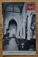 76 : Saint-Nicolas-d'Aliermont - Eglise - Vue Intérieure - (n°13713) - France