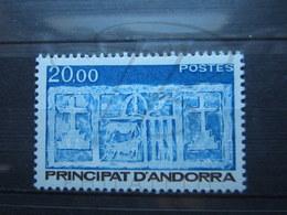 VEND BEAU TIMBRE D ' ANDORRE N° 336 , XX !!! - Andorre Français
