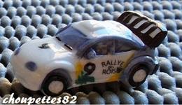 Fèves Fève Voiture Rallye Des Rois N°9 - Fèves