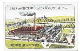 WASQUEHAL: USINE DU CHATEAU BLANC - France