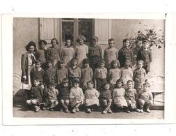 Une  Carte Photo D'élèves En 1945-(C.8268) - Ecoles