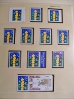 EUROPA  COLLECTION  2000 / 2002  PRESQUE COMPLETE TIMBRES NEUFS** LUXE / ANNEES SUIVANTES A SUIVRE - Collections
