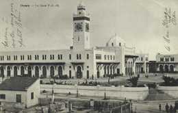 ORAN  La Gare P.L.M. RV - Oran