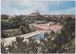 11. Gf. MONTREAL. Vue Générale. La Piscine Et La Collégiale St-Vincent. 665 - Autres Communes