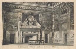 12220-SAN SECONDO PARMENSE(PARMA)-LA ROCCA DEI ROSSI-SALONE-1929-FP - Parma