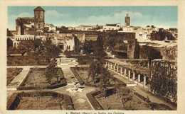 Rabat (Maroc) Jardin Des Oudaias RV - Rabat