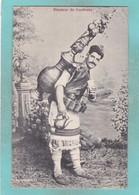 Old Post Card Of Vendeur De Limonade,Egypt,J19. - Personas