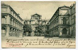 CPA - Carte Postale - Belgique - Bruxelles - Université Libre - 1907 (SV6603) - Onderwijs, Scholen En Universiteiten