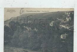 Vattetot-sur-Mer (76) : Groupe De Villas Bourgeoises Anglo-normandes Du Hameau De Vaucottes-sur-mer En 1917 PF - France