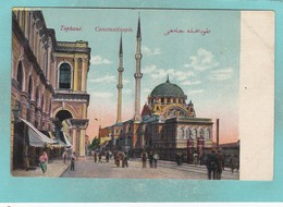 Old Post Card Of Tophane,Constantinople, Istanbul, Turkey J20. - Turkey