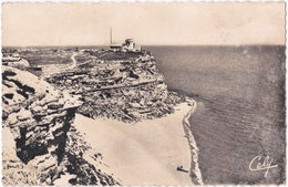 11. Pf. LA FRANQUI-PLAGE. Le Cap Leucate, Le Sémaphore Et La Dune De Sable. 1211 - Autres Communes