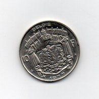 Belgio - 1977 - 10 Franchi - Vedi Foto - (MW1957) - 1951-1993: Baudouin I