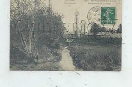 Héricourt-en-Caux (76) : La Source De La Durdant En 1910 PF - France