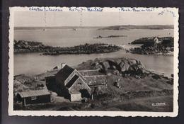 CPSM 29 - CARANTEC - Ferme De Callot Et Vue Sur La Rade De Morlaix - TB PLAN EDIFICE Agriculture 1951 - Carantec