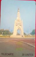 20 Units Monument - Mali