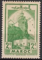 N° 164 - X X - ( C 1837 ) - Maroc (1891-1956)