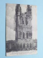 La Grande Guerre 1914--15-16 Le Beffroi D'Ypres / After The Bomb....( 76 Visa Paris ) 1916 ( Voir / Zie Photo Detail ) ! - Guerre 1914-18