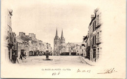 50 LA HAYE DU PUITS - La Ville, La Place. - France