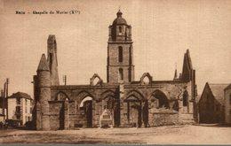 44 BATZ  CHAPELLE DU MURIER XVe SIECLE - Batz-sur-Mer (Bourg De B.)