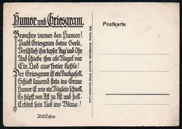 B8065 - Will Schirp Liedkarte Künstlerkarte - Berndorf Elsaß - Schöne Künste