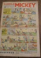 JOURNAL DE MICKEY N° 139 Du 13 Juin 1937 - Journal De Mickey