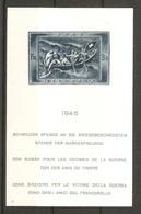 Bloc De 1945 ( Victimes De La Guerre )( Neuf ** ) - Blocs & Feuillets