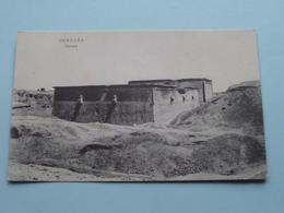 DENDERA Temple ( M. Castro, Le Caire ) > Publi : Pleine's Seeppoeder / Anno 19?? ( Voir / Zie Photo Detail ) ! - Qena