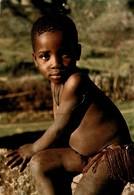 BASUTOLAND AFRIQUE DU SUD FILLETTE SANS APPRETS - Afrique Du Sud