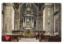 00930-LE-ITALIE-Santuario De Caravaggio (L' Interno) - Autres Villes