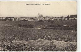 1 Cpa Capestang - Capestang