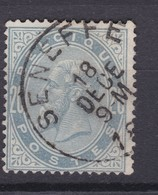 N° 39  : SENEFFE COBA +12.00 - 1883 Léopold II