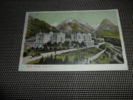 Suisse  Zwitserland  Pontresina  Hôtel Roseg - GR Grisons