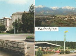 556  AK SLO - RADOVLJICA - Slowenien