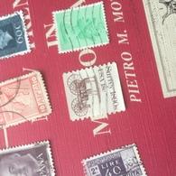 USA LE CARROZZE - Stamps