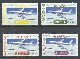 KUWAIT   YVERT  419/22  MNH  ** - Kuwait