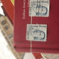 STATI UNITI PERSONAGGI ILLUSTRI - Stamps