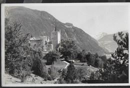 VAL D'ISARCO - CASTELLO (BRUNICO?) - FOTO GEVAERT - FORMATO PICCOLO - NUOVA - Castelli