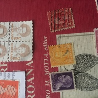 STATI UNITI PRESIDENTI OCRA - Stamps
