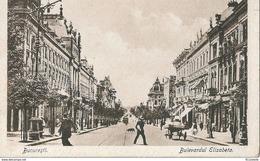 Roumanie   BUCURESTI -     BULEVARDUL  ELISABETA - Roumanie