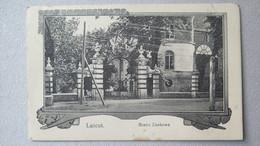LANCUT - BRAMA ZAMKOWA - Pologne