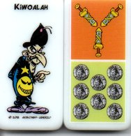 Domino Astérix Kiwoalah Figurine BD Jeu - Jeux De Société
