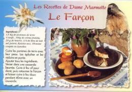 Les Recettes De Dame Marmotte LE FARCON (05012013) - Recetas De Cocina